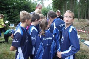 Unge Gormløbere klar til start